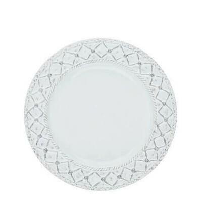 Alegria Salad Plate Silver
