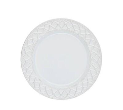 Alegria Dinner Plate Simply White
