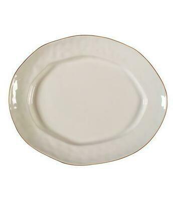 Large Ivory Platter