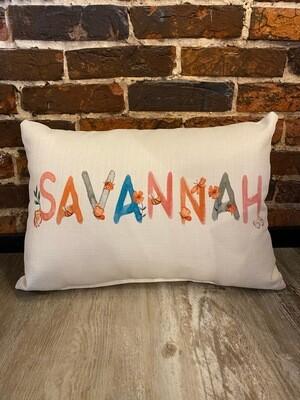 Woodland Girl -Savannah