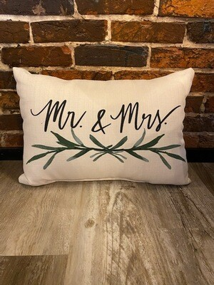Mr & Mrs. Rectangle