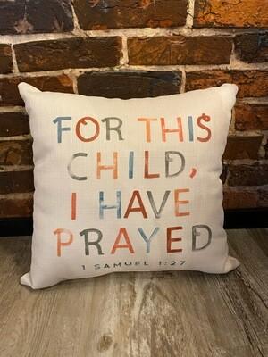 For This Child/Multi