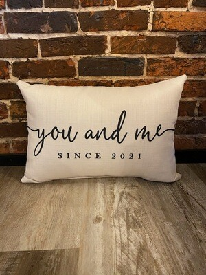 You & Me Since 2021