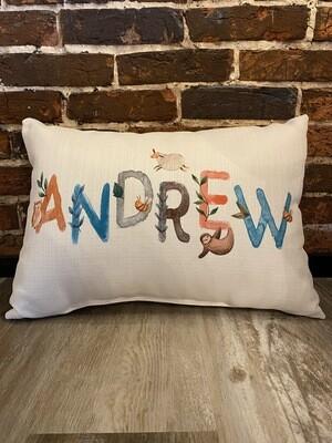 Woodland Boy-Andrew