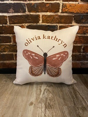 Butterfly Name-Olivia Kathryn