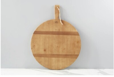 Round Pine Charcuterie Board/MD