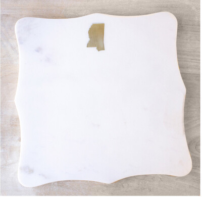 MS Marble Serving Board