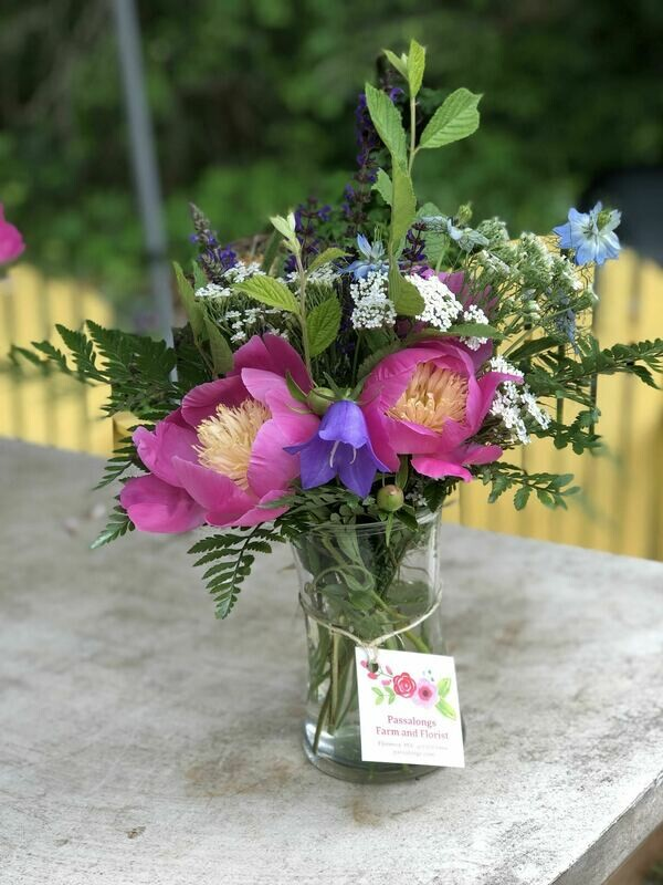 2021 Early Summer 6-week Flower Share - DELIVERY Option