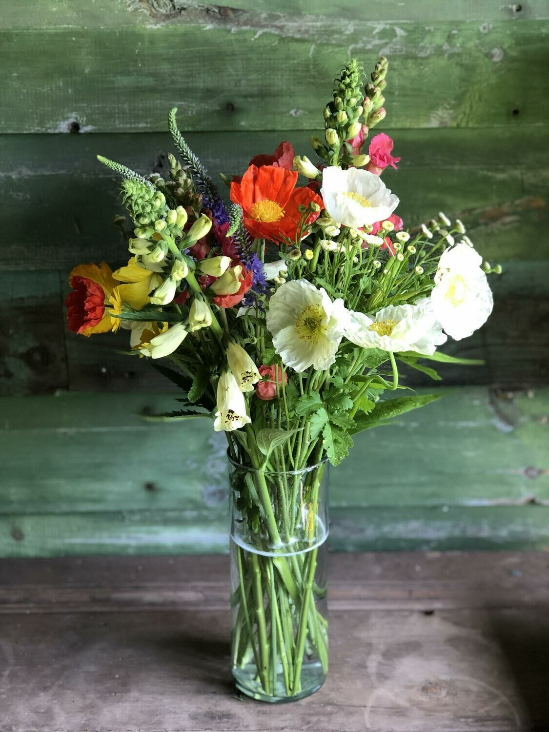 Mother's Day bouquet + 6 week flower share! DELIVERY Option
