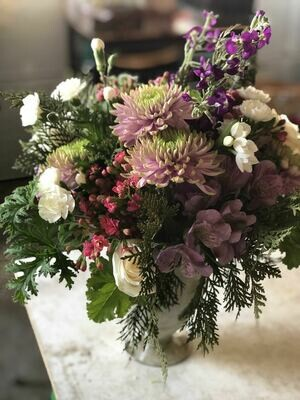 Mother's Day flowers & Monthly Summer Bouquet share! (Delivered)