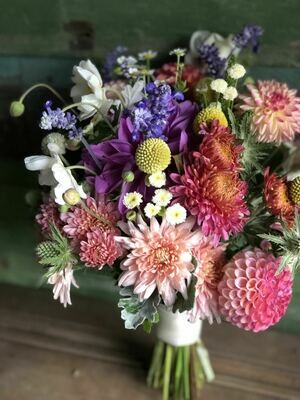 Joanine's 9-5 tiny wedding