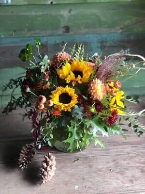 2021 LATE SUMMER+ FALL 6-week Flower Share - PICK UP Option