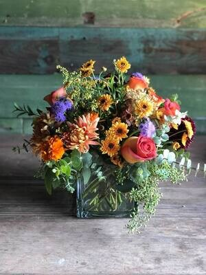 2021 LATE SUMMER+ FALL 6-week Flower Share - DELIVERY Option