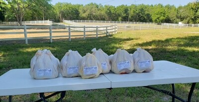 Pre-Order Pasture Raised Whole Chicken (Aug)