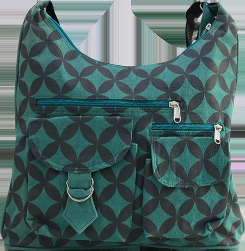 Cotton Bag (green) /Bg325c