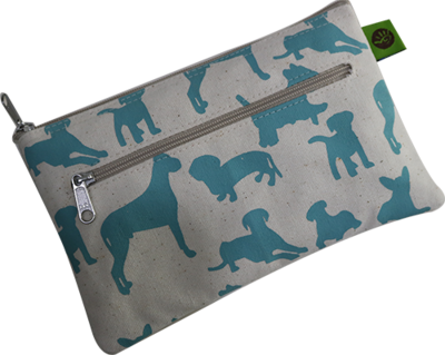 Cotton Silk Pencil Case-TG19cb