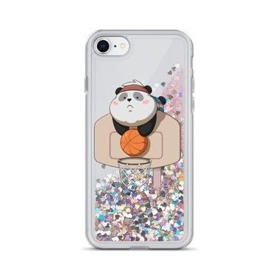 Basketball Panda - Phone Case