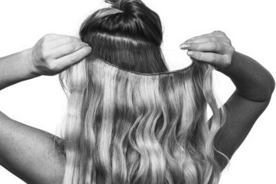 Hair extensions placement