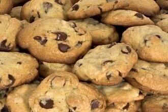 Chocolate Chip Cookies - homemade!