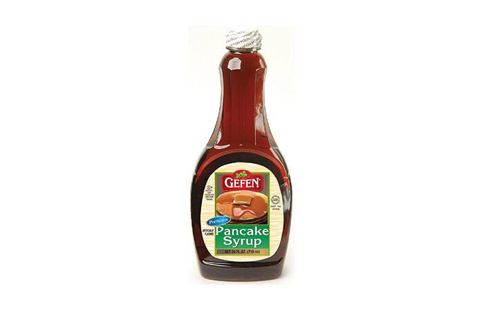 Pancake syrup 24 oz