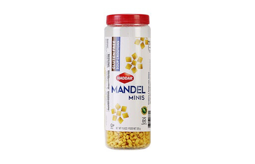 G/F Mini Mandel Croutons | 11.8oz | Haddar
