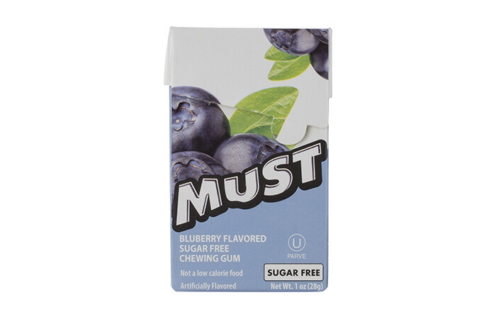 Gum Must S/F Blueberry (1oz) Elite