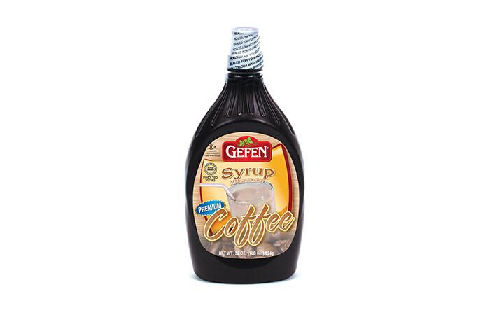Coffee Syrup | 22oz | Gefen