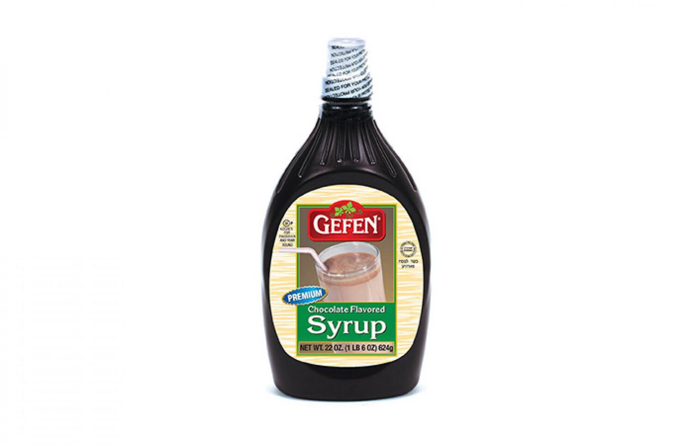 Chocolate Syrup | 22oz | Gefen