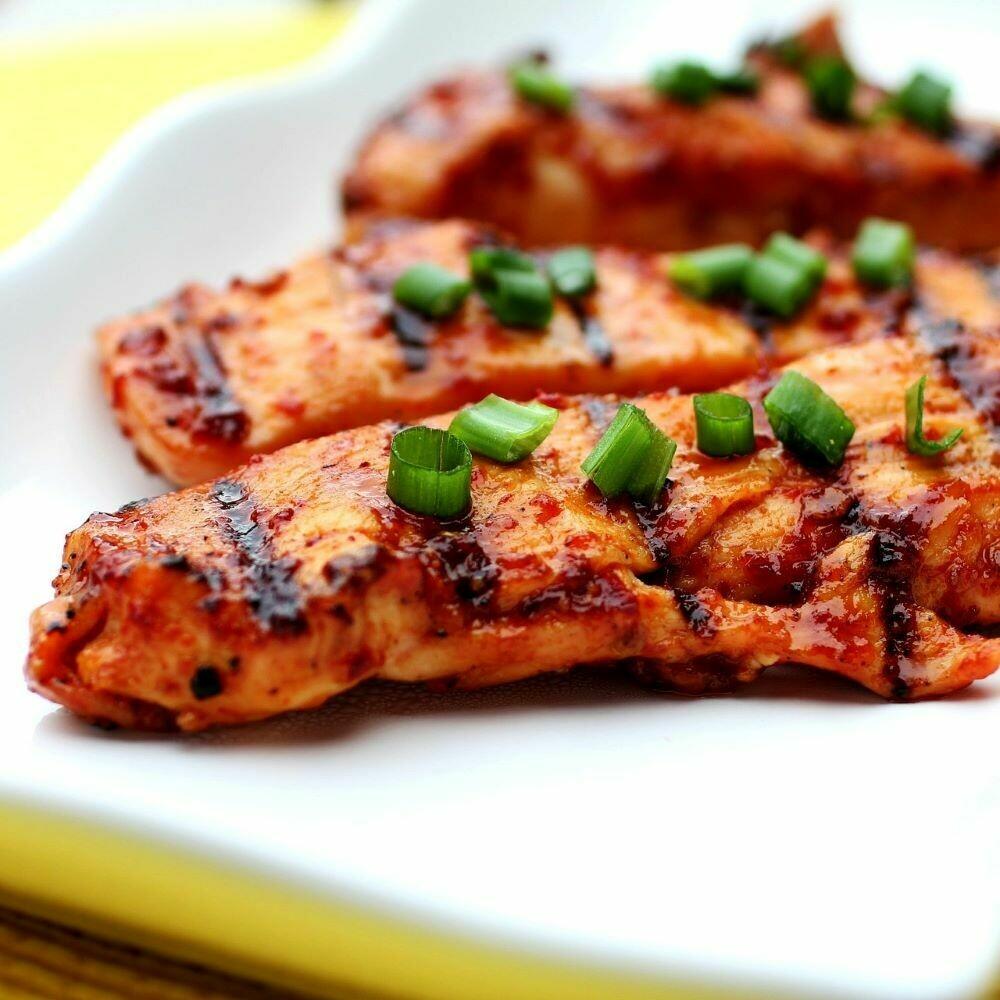 Passover Grilled Chicken