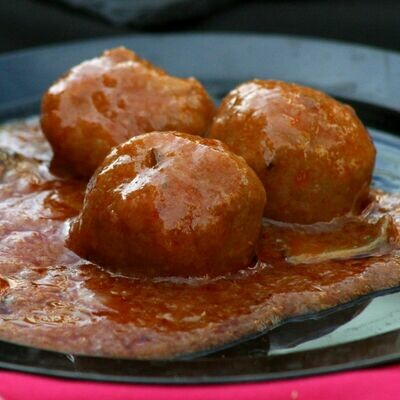 Passover Meatballs
