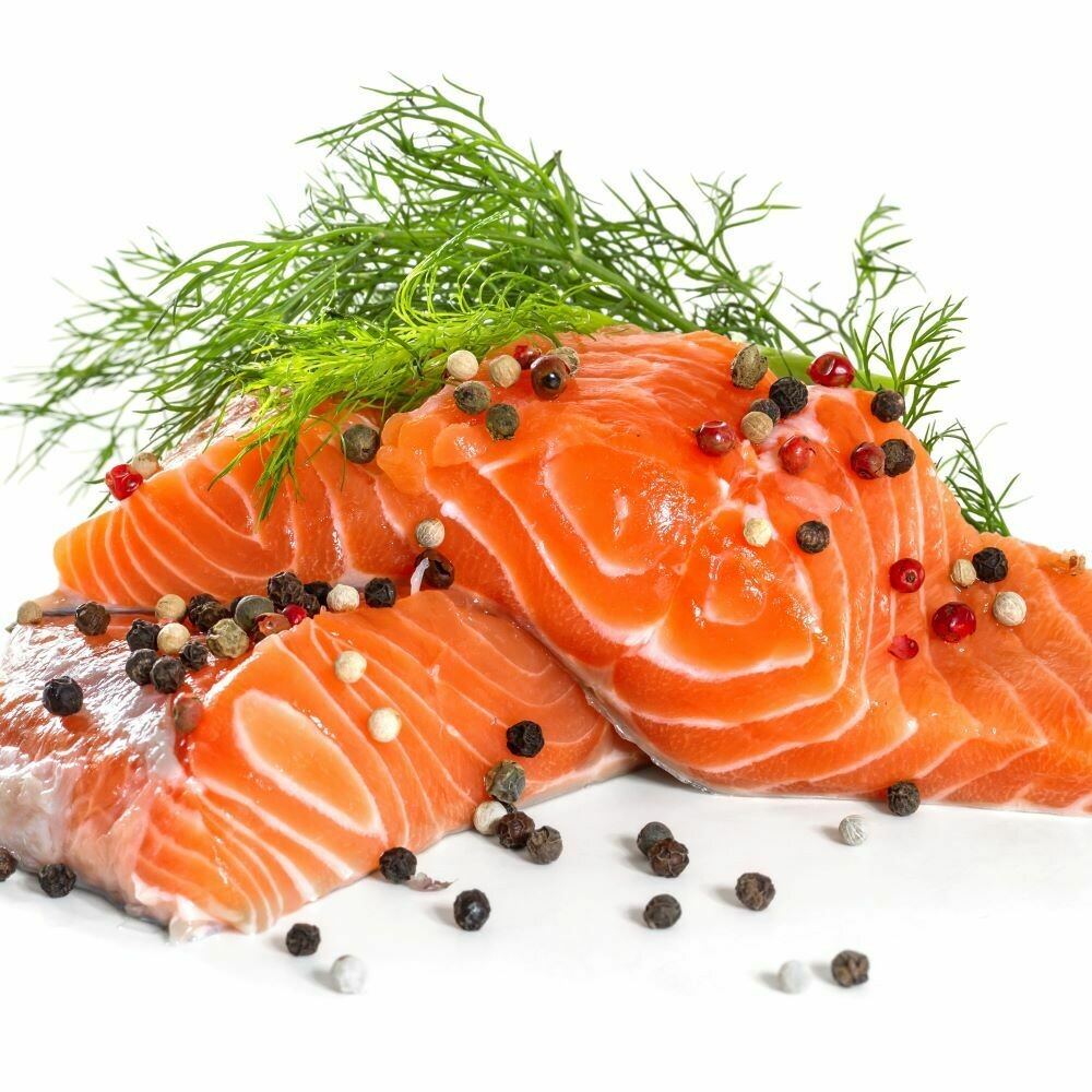 Passover Herbed Salmon