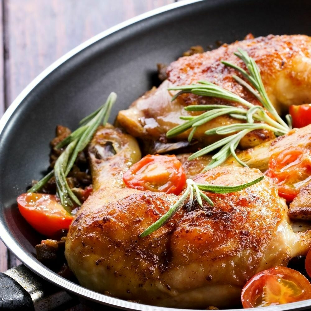 Passover Roasted Chicken