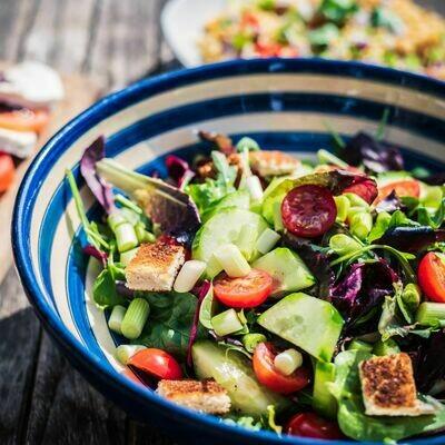Passover Tossed Salad