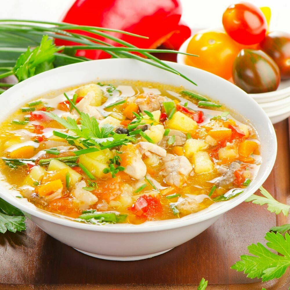 Passover Vegetable Soup