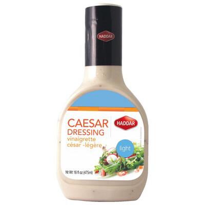 Caesar Dressing | 14oz | Haddar