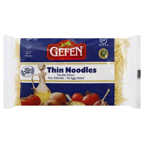 G/F Thin Noodles (9oz) Gefen