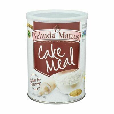 Cake Meal | 16oz | Yehuda