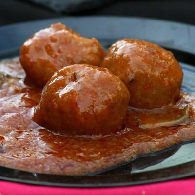 Meatballs 6 Per Serving