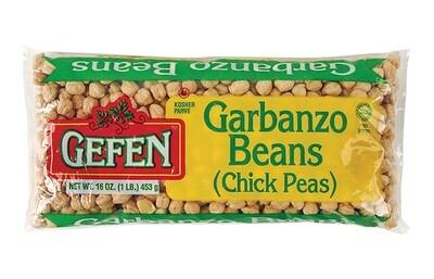 Garbanzo Beans (16oz) Gefen