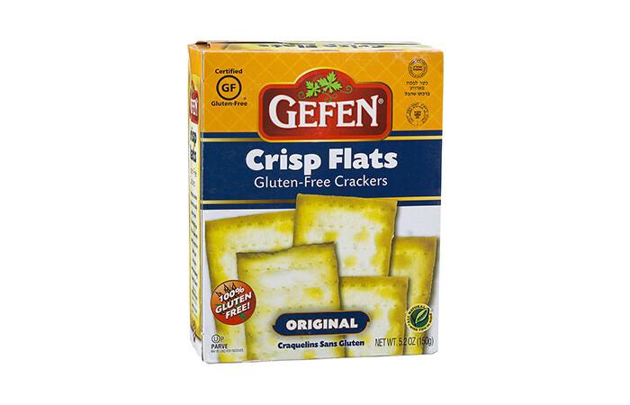 G/F Crisp Flats - Original (5.2oz.) Gefen