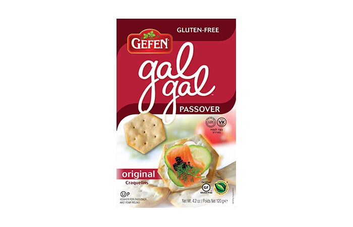 G/F Gal Gal Crackers - Original (4.2oz) Gefen