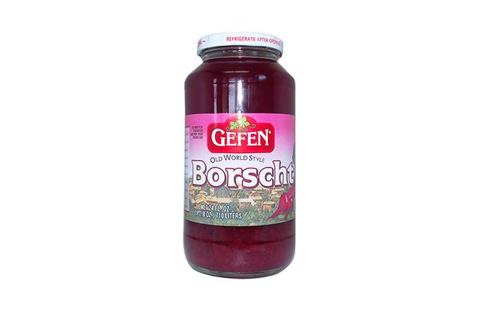 Borscht Jar (24oz) Gefen