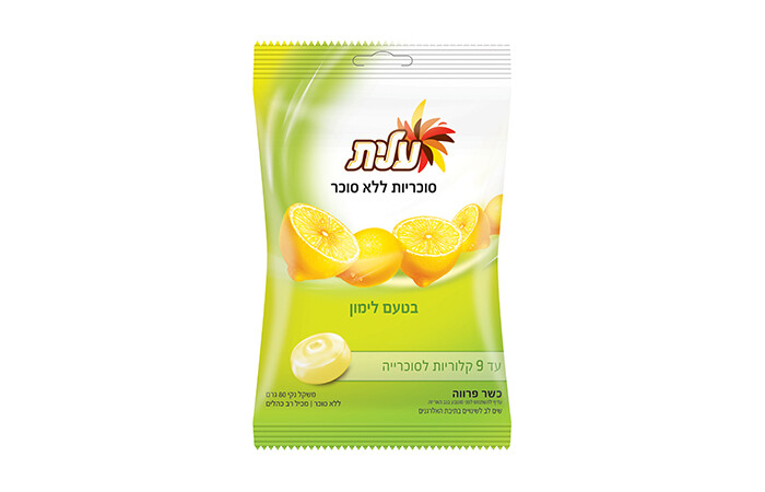 Candy Must S/F Lemon (2.82oz) Elite