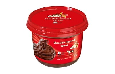 Chocolate Spread (17.6oz) Elite