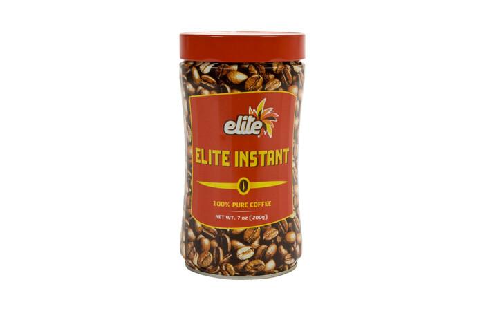 Instant Coffee (7oz) Elite