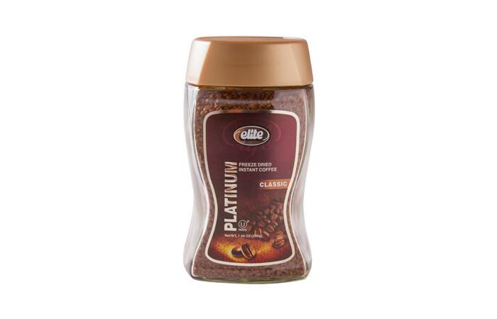 Platinum Instant Coffee (7oz ) Elite