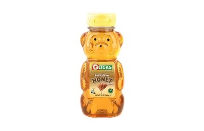 Honey Bears (12oz) Glicks