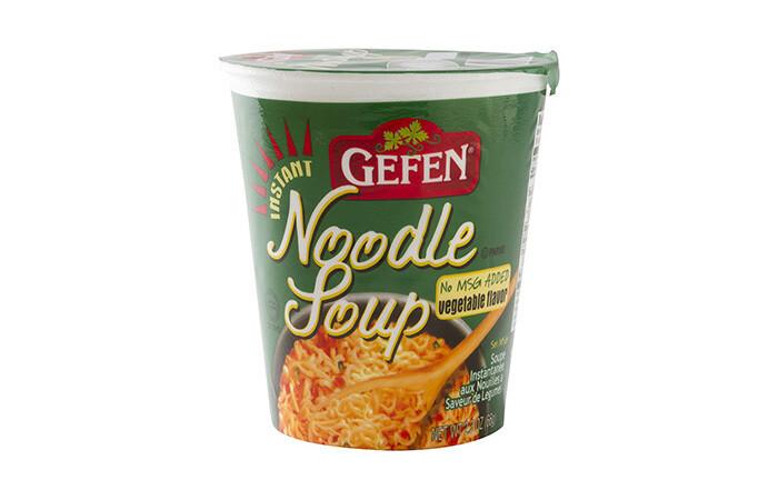 Instant Noodle Soup - Vegetable (2.3oz) Gefen