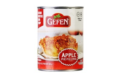 Apple Pie Filling (21oz) Gefen