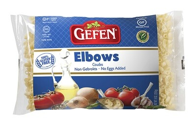 G/F Macaroni Elbows (9oz.)